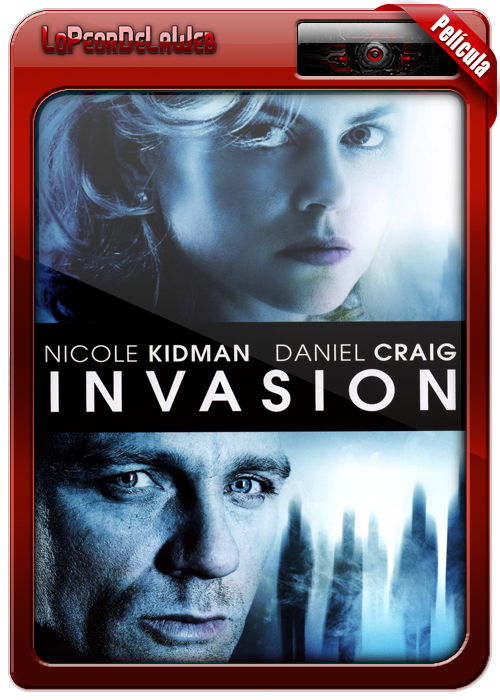 The Invasion (2007) Nicole Kidman [BrRip-Dual-Mega]