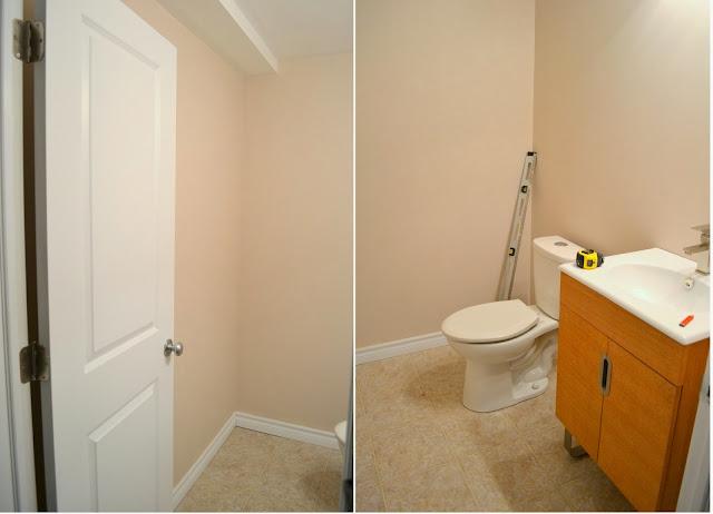 Honey Sweet Home Basement Bath Reveal