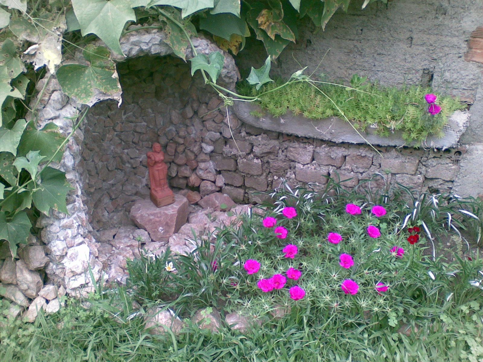 projeto de gruta de jardim ? Doitri.com