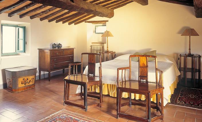 Estilo rustico casa rustica en chianti - Casas estilo rustico ...