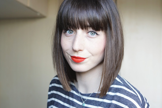 Hello Freckles Taylor Swift Inspired Hair Cut Long Bob bbloggers
