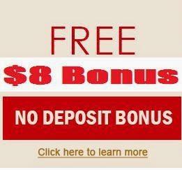 8 USD FREE FOREX BONUS