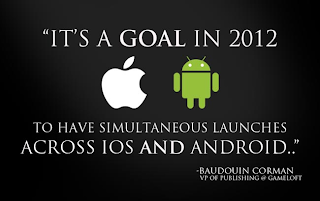 Gameloft Promises Future 2012 Releases Will Be Simultaneous Across iOS And Android - TechDigg.com