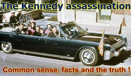 The Kennedy assassination : common sense, facts and the truth !