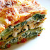 Chicken and spinach lasagna by Chef Shireen anwer