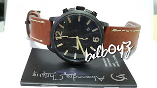 alexandre christie 6267 brown