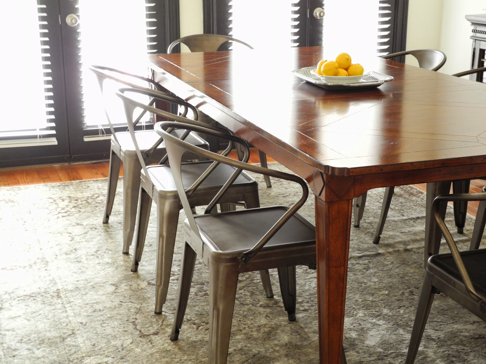 Sitting Pretty: New Tabouret Dining Chairs