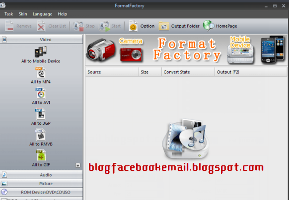 download format factroy gratis
