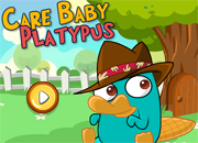 Care Baby Perry the Platypus