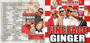 MIXTAPE: FINE FACE GINGER