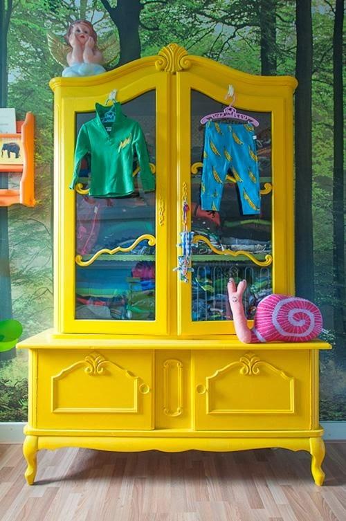 blog o wnu0119trzach dla dzieci, inspiracje : Rozmowy o szafie ...