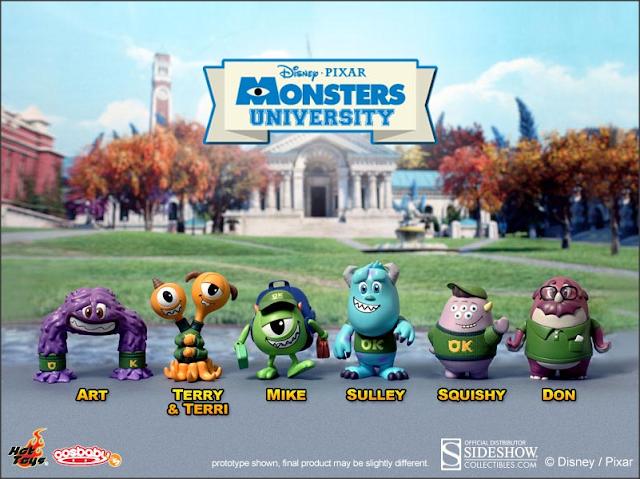 Universidade Monstros Cosbaby