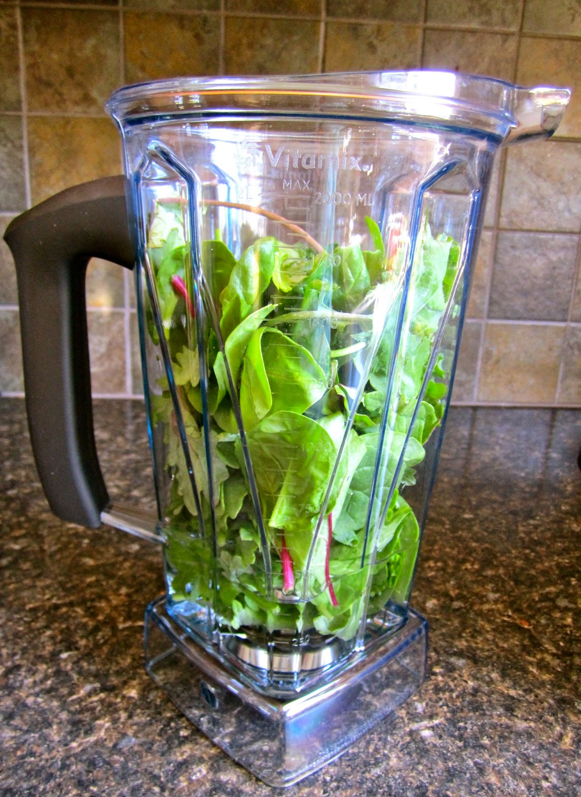 Vitamix Ultimate green smoothie