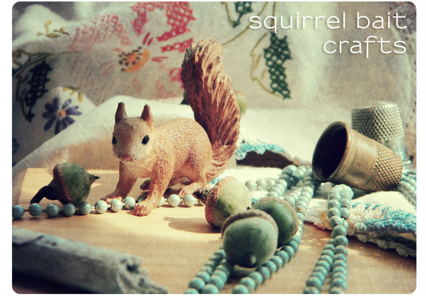 Squirrel Bait Crafts