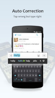 GO Keyboard - Emoji, Sticker 2.63 APK Free