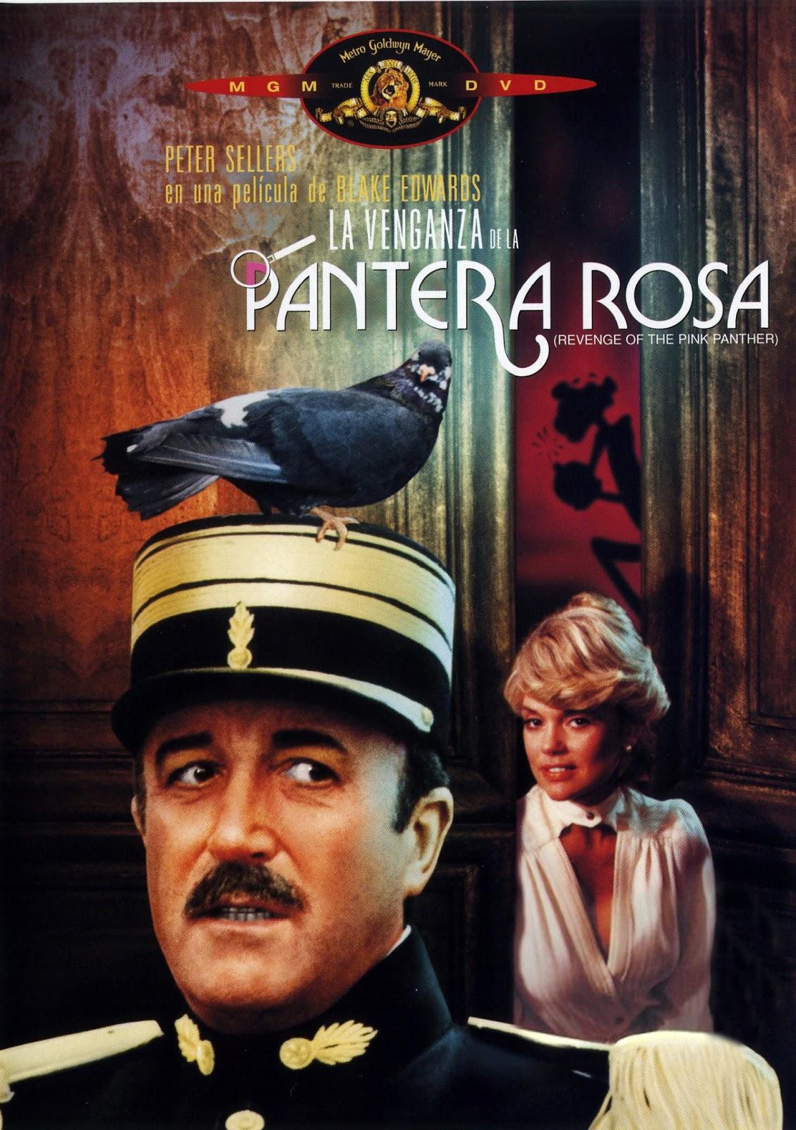 Pantera Rosa. La Venganza De La Pantera Rosa (1978)