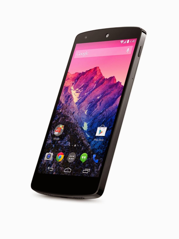 Smartphone LG Nexus 5 4G Blanc
