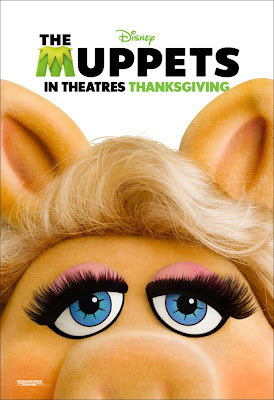 The Muppets Portrait Movie Poster Set - Miss Piggy