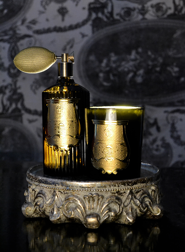 sorcery of scent parfums d 39 ambience cire trudon odalisque. Black Bedroom Furniture Sets. Home Design Ideas