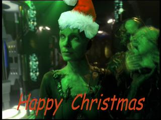 Weihnachten naht ... Christmas+borg