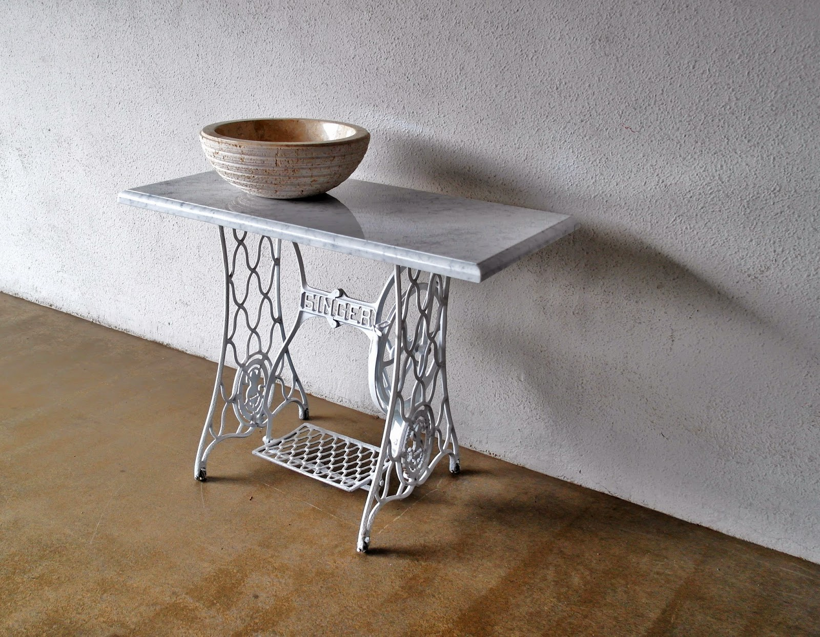 INDUSTRIAL AND METAL FURNITURE AT SECOND CHARM