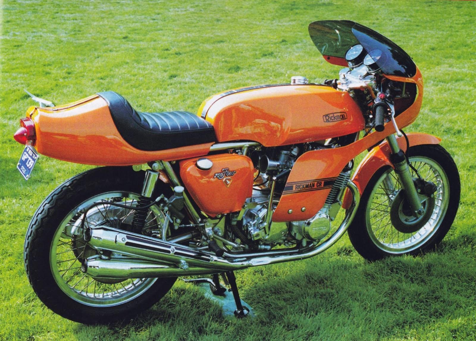 Rickman Metisse on Used Honda Motorcycle Engines