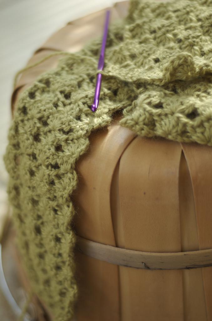 crochet scarf pattern-Knitting Gallery