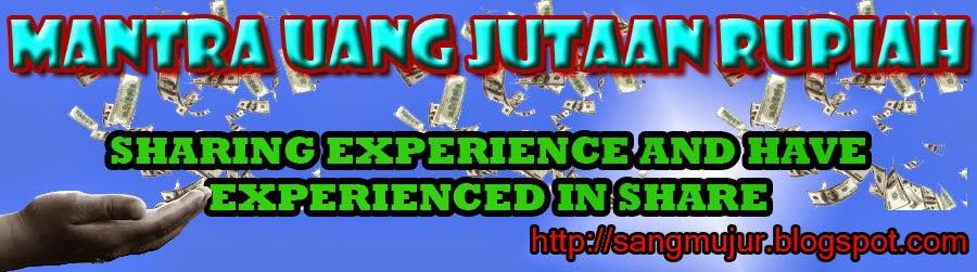 Mantra Uang Jutaan Rupiah