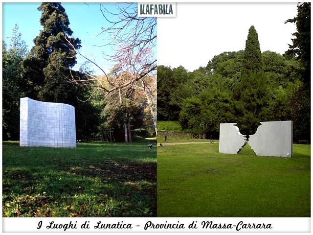 Parco della Padula, Carrara - I Luoghi di Lunatica 2014