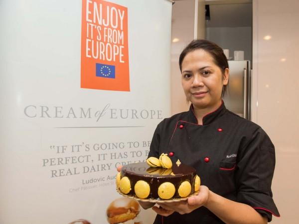 Chef Rahina Salleh