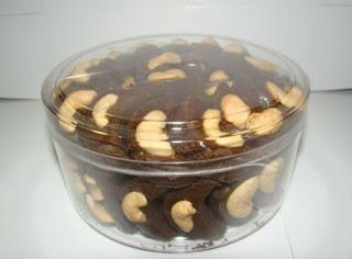Resep Kue Kering Coklat Kacang Mete Spesial