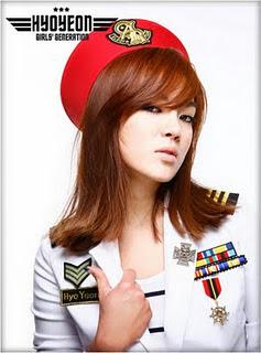 foto hyoyeon, Biodata Foto Profil SNSD