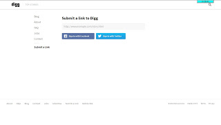 Cara Mudah Mensubmit Artikel Ke Digg