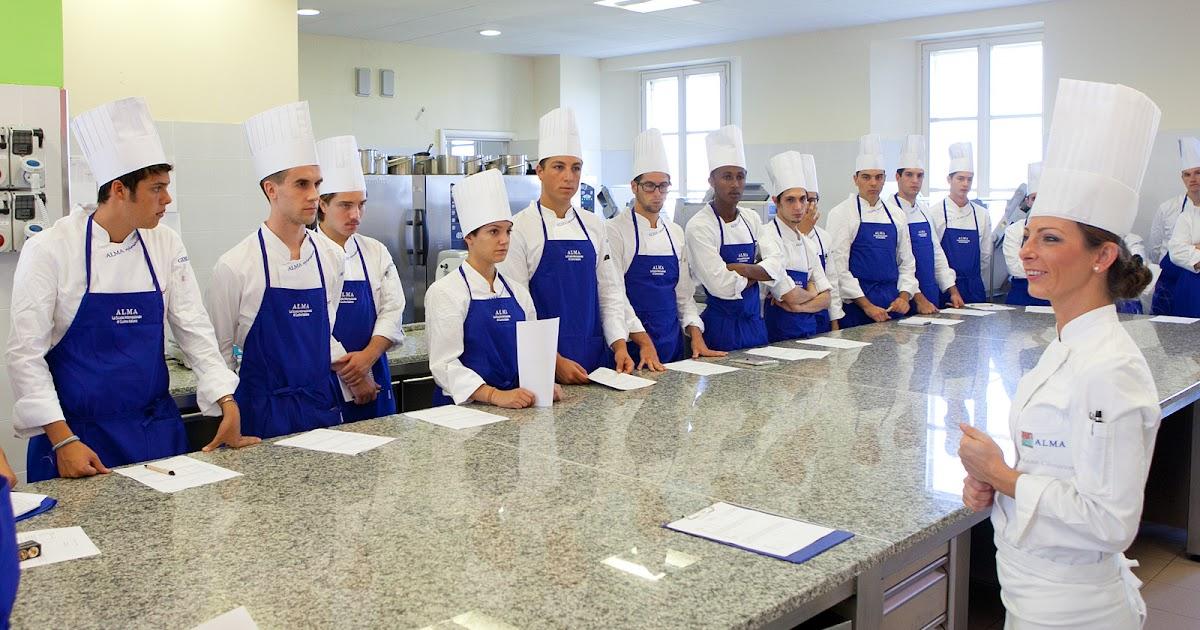 Istituto alberghiero di trastevere tre neo diplomati alla scuola internazionale di cucina - Alma scuola cucina ...