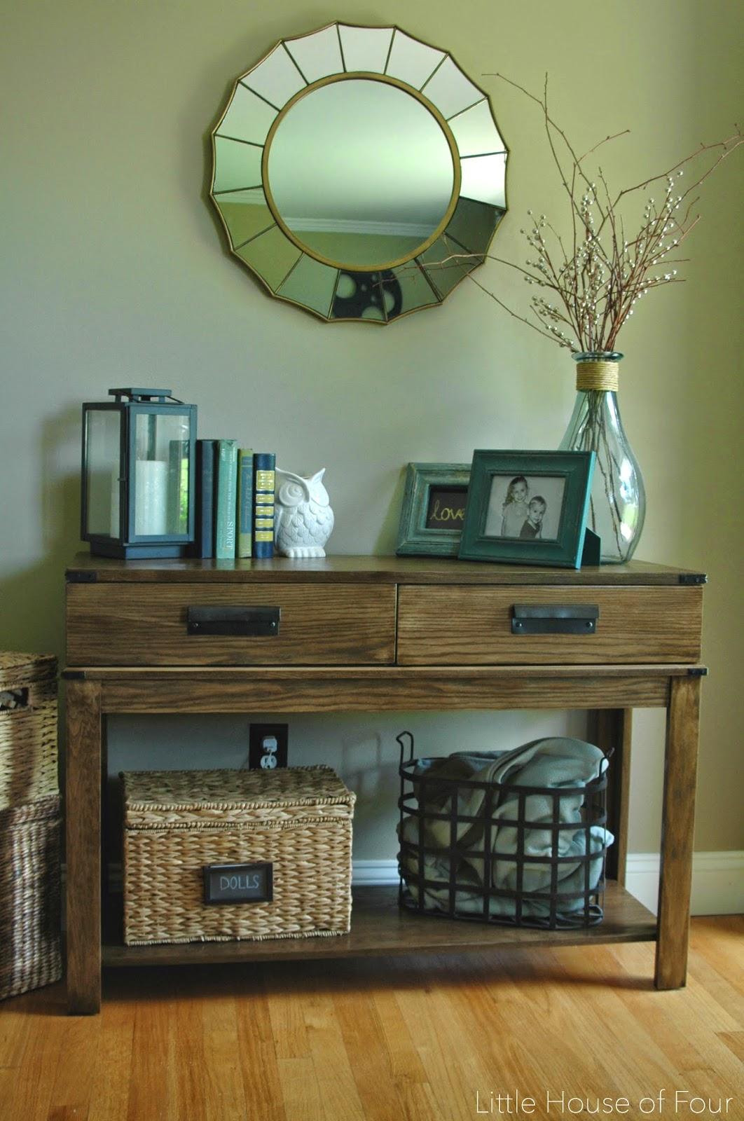 Summer spotlight katie from little house of four for Little elm craft house