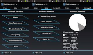 Download RAM Manager Pro Apk - Aplikasi untuk memperbesar RAM Android