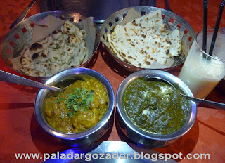 Jewel of India platos fondo naam
