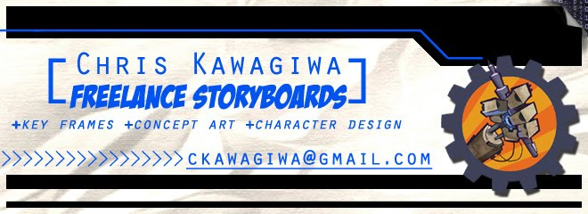 Chris Kawagiwa | storyboards