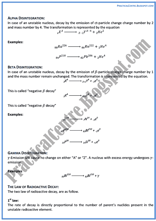 the-atomic-nucleus-theory-notes-physics-12th