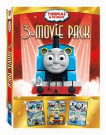 Thomas and Friends: 3-Movie Pack