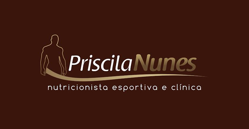 Nutricionista Priscila Nunes