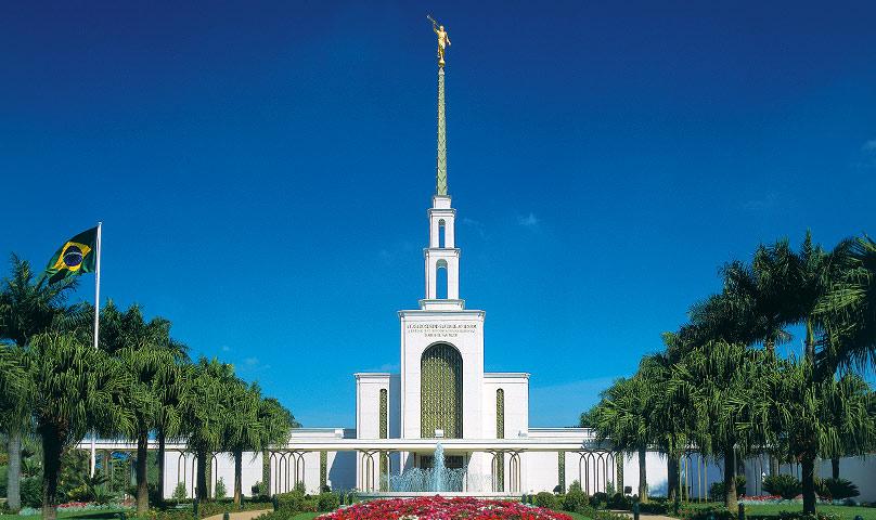 São Paulo Temple