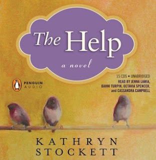 audiobook cover for The Help by Katheryn Stockett