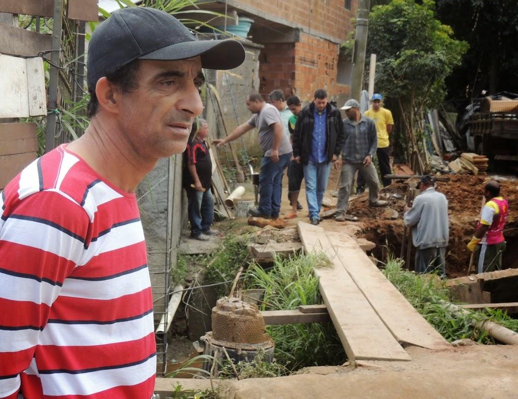Segundo o presidente da Associação de Moradores da Quinta Lebrão, Carlos Bittencourt, a recuperação do acesso significa muito para a população