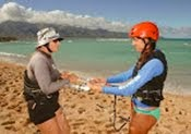 Maui Kitesurfing Lessons