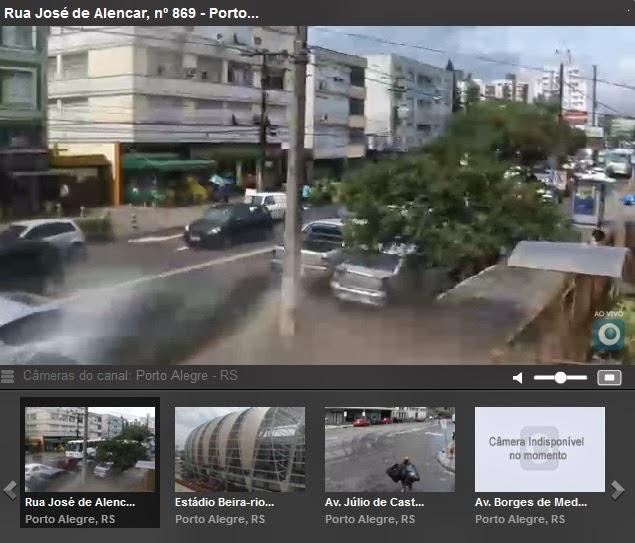 transito porto alegre agora ao vivo cameras porto alegre