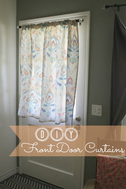 Front Door Curtain | 427 x 640 · 68 kB · jpeg