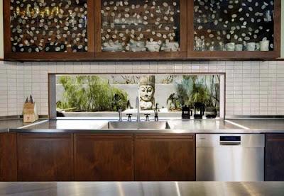 Dapur Rumah Mewah Terbaru