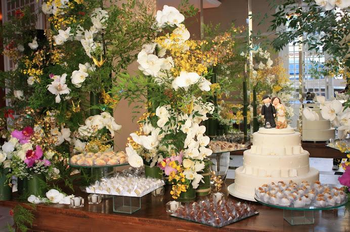 Casamento de Fabio e Claudia , Produção Eventos Arte Floral .