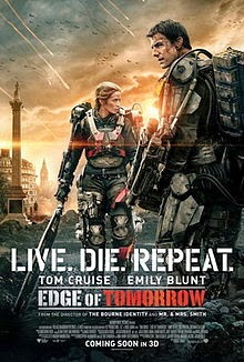 Download film Edge of Tomorrow (2014) 720p WEB-DL